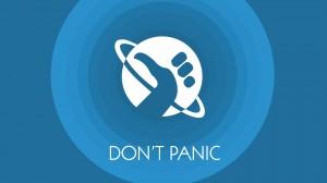 """""""Pas de panique """" !"""