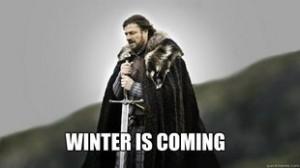 L'hiver vient