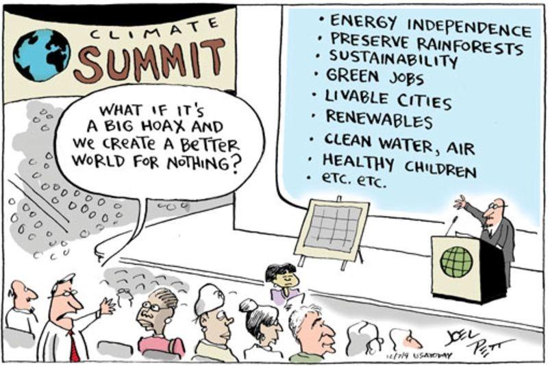 « Et si c'était un gros canular et qu'on créait un monde meilleur pour rien ? »
