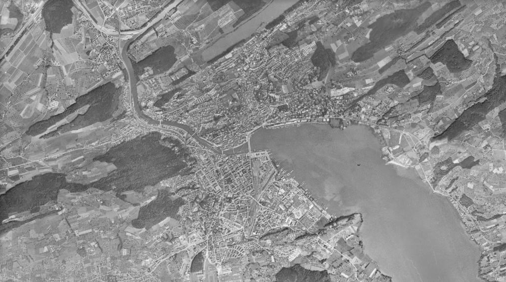 Capture d'écran de Lucerne en 1946